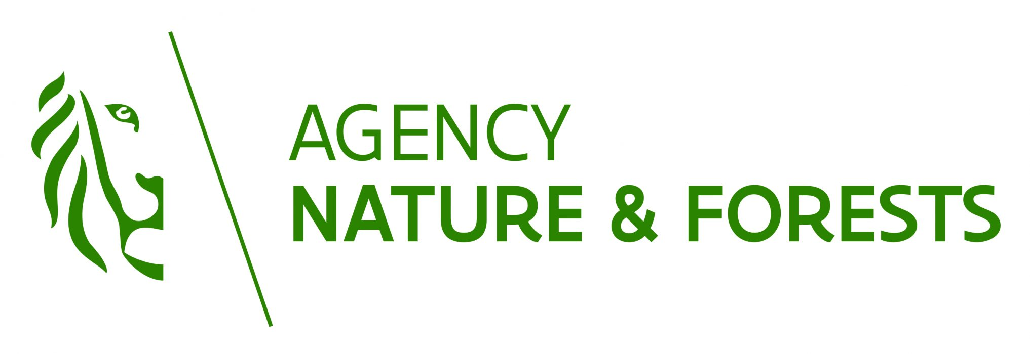 sponsorlogo Agency Nature  Forests pms364