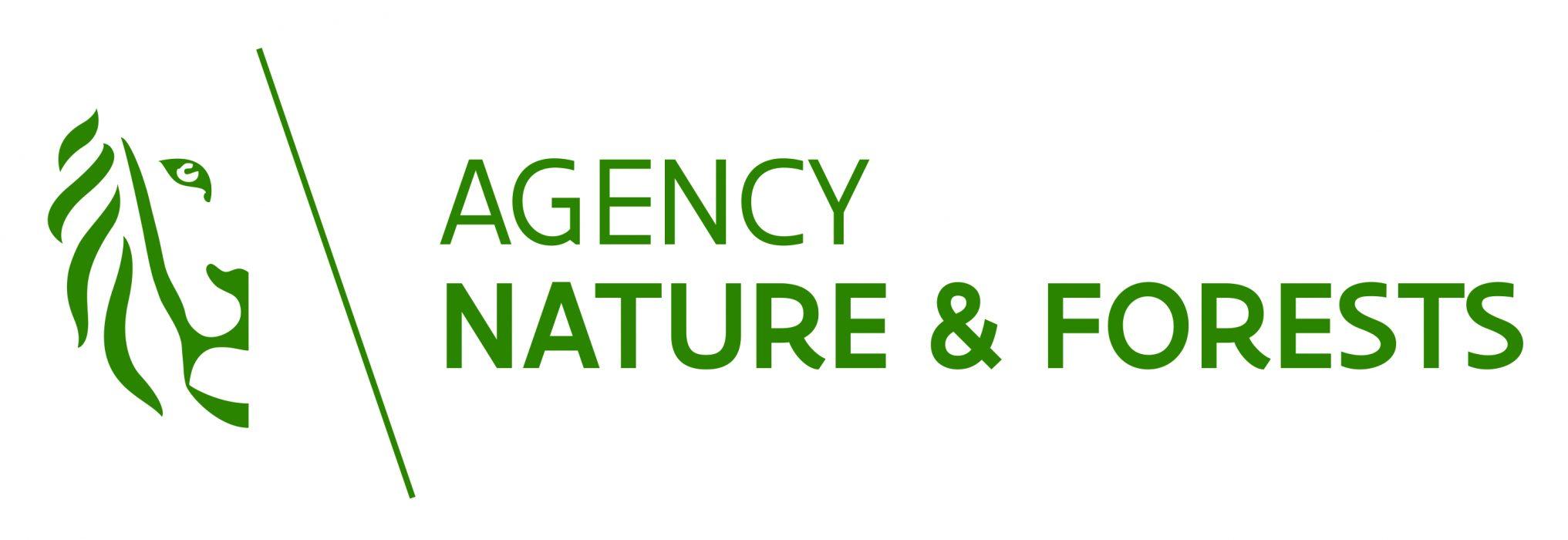 sponsorlogo Agency Nature  Forests pms364