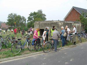 NP fietsroute